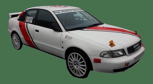 Rally Audi A4 B5
