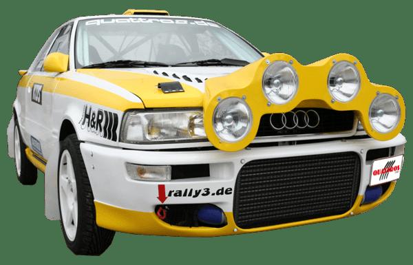 Rallye Audi S2
